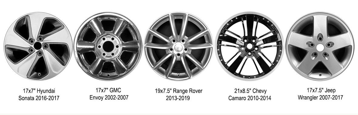 High difference in price between oem wheels vs replica wheels