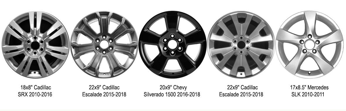 wheels with Low price difference between oem wheels vs replica rims